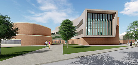 New engineering lab will help UM-Dearborn meet growing demand | The University Record