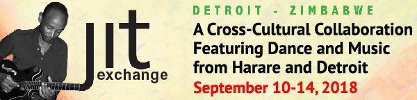 A Cross-Cultural Collaboration Featuring Dance and Music from Harare and Detroit