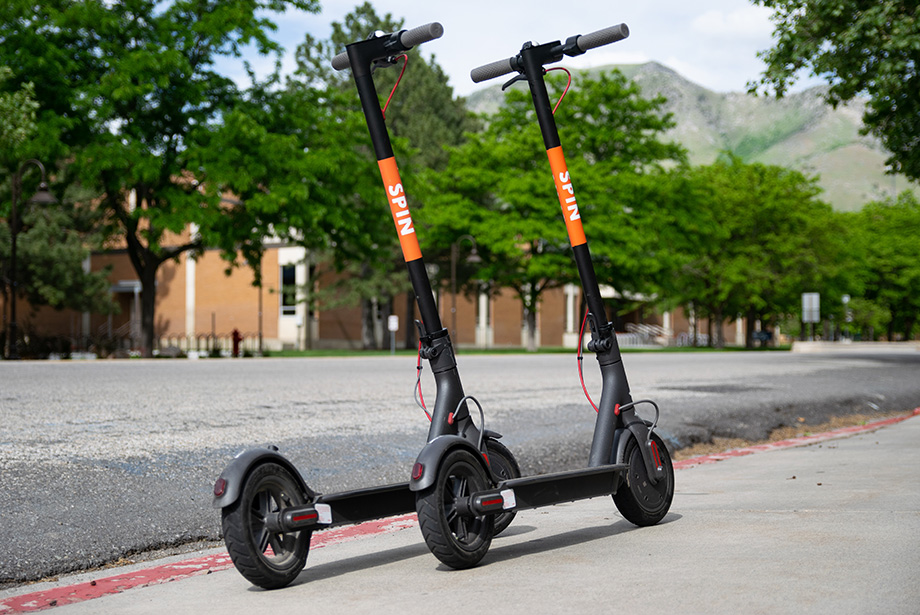 Photo of Spin scooters