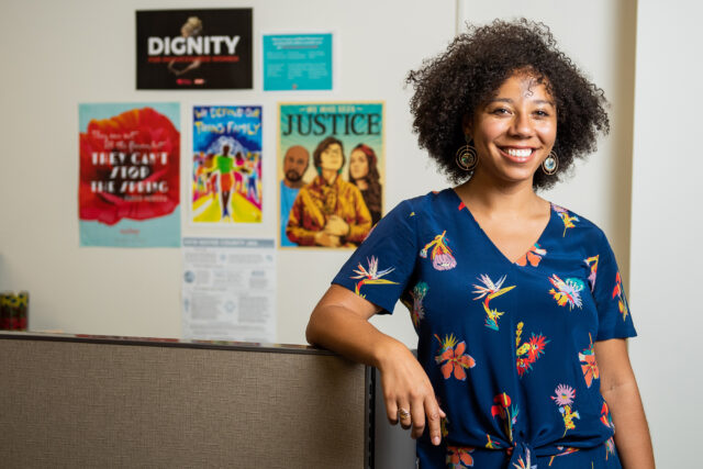 Amanda Alexander, a senior research scholar at the Law School, founded the Detroit Justice Center in 2018 to address mass incarceration.