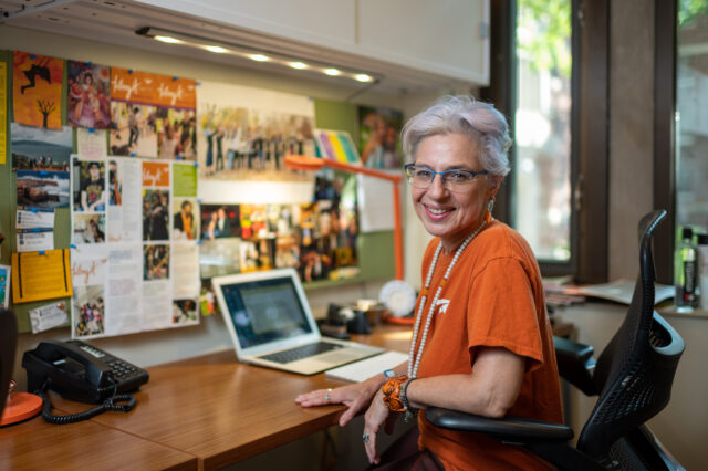 Photo of Deborah Gordon-Gurfinkel