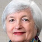 Headshot of Janet Yellen