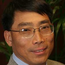 Headshot of Shaomeng Wang