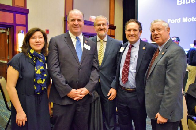 Group photo from Congressional Breakfast