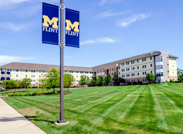 UM-Flint is opening its First Street Residence Hall to medical professionals during the COVID-19 pandemic. Doctors and nurses in Genesee County will be able to stay in the hall beginning April 3.
