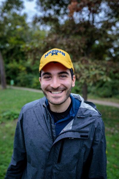 Yoav Jacob graduated from the LSA Honors Program.
