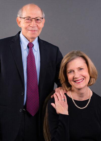 Photo of Harold and Carol Kohn