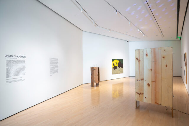 David Flaugher's artwork is on display at the Eli & Edyth Broad Art Museum at Michigan State University through Jan. 16, 2022. (Photo courtesy of David Flaugher & AND NOW)