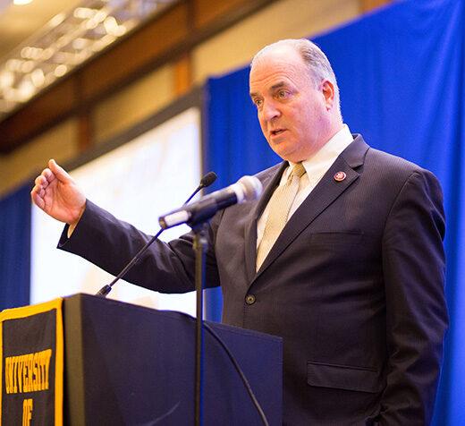 Photo of keynote speaker U.S. Rep. Dan Kildee
