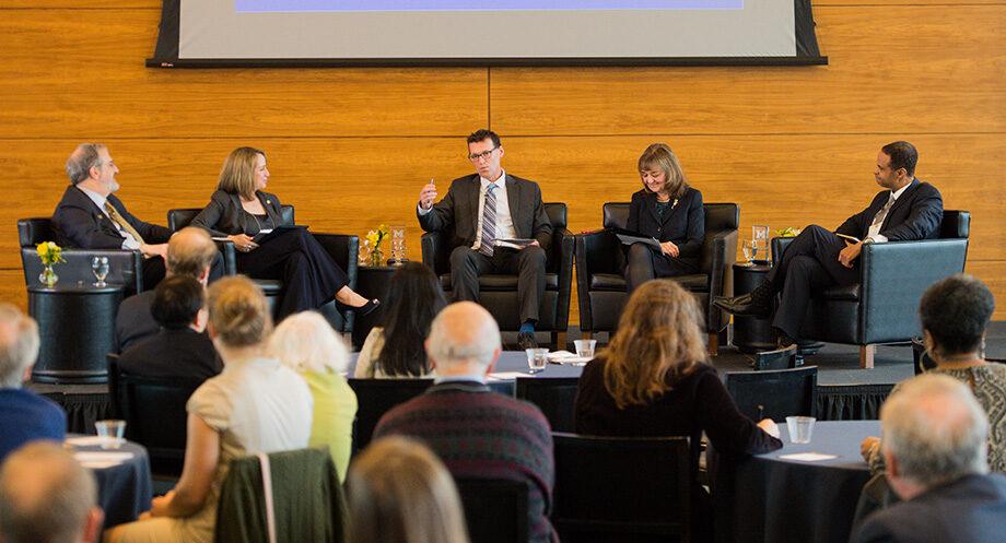 Photo of public engagement panel