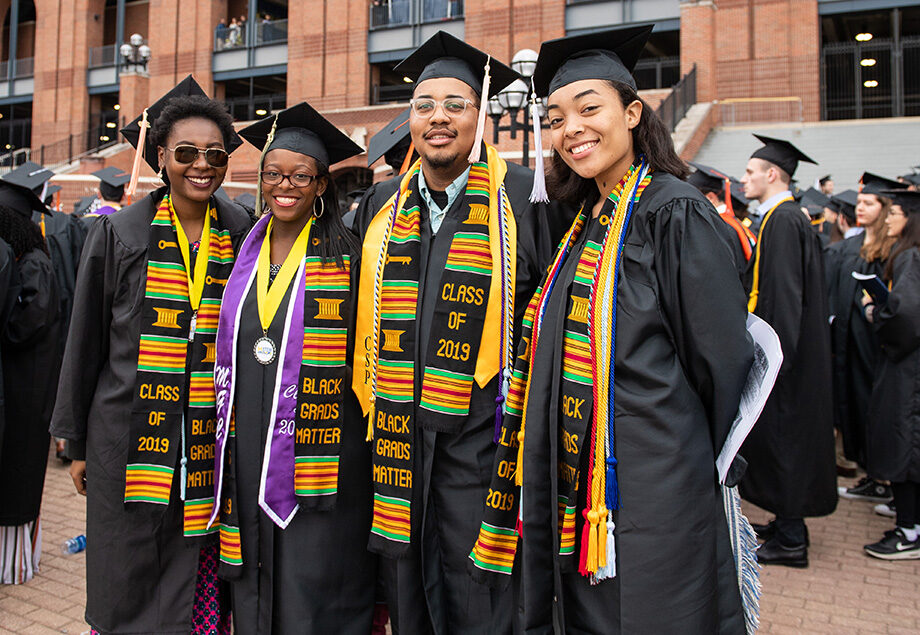 Photo of Olajumoke Jegede, Kendra Jones, Lloyd Lyons and Kai Mason