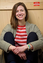 Jamie Vander Broek, an art librarian at U-M