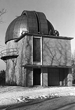 The Portage Lake Observatory telescope at Peach Mountain went into operation Feb. 2, 1950. Read about some of the other things that happened in U-M history during the week of Feb. 1-7.