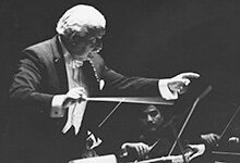 On Feb. 18, 1962, Arthur Fiedler led the Boston Pops Tour Orchestra through an evening of music at Hill Auditorium. Read about some of the other things that happened in U-M history during the week of Feb. 8-14.