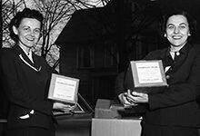Batches of the newly approved polio vaccine arrived in Washtenaw County on April 19, 1955. Read about some of the other things that happened in U-M history during the week of April 19-25.