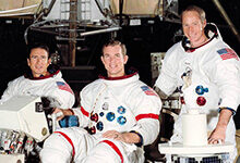 Apollo 15 carried a U-M crew when it flew to the moon July 26, 1971, with Col. David R. Scott, Maj. Alfred Worden and Col. James Irwin. Read about some of the other things that happened in U-M history during the weeks of July 19-Aug. 8.