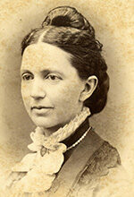 Sarah Burger was 21 years old in 1858 when she prepared a letter saying she and 11 other women desired to enroll at the University of Michigan. Later that year, the regents voted unanimously against women on campus. It would be another 11 years before U-M opened its doors to women.