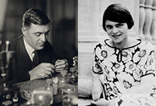 Alexander Ruthven and Margaret White