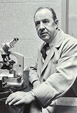 With the United States on the brink of war in 1941 and visions of the devastation wrought by the influenza pandemic during the first world war, U-M virologist Tommy Francis was assigned a monumental task. He had to advise the Army on healthy housing and sanitation, treat flu outbreaks and develop a vaccine.
